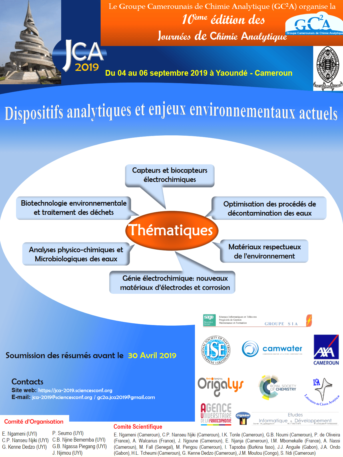 The 10th edition of the Analytical Chemistry Days