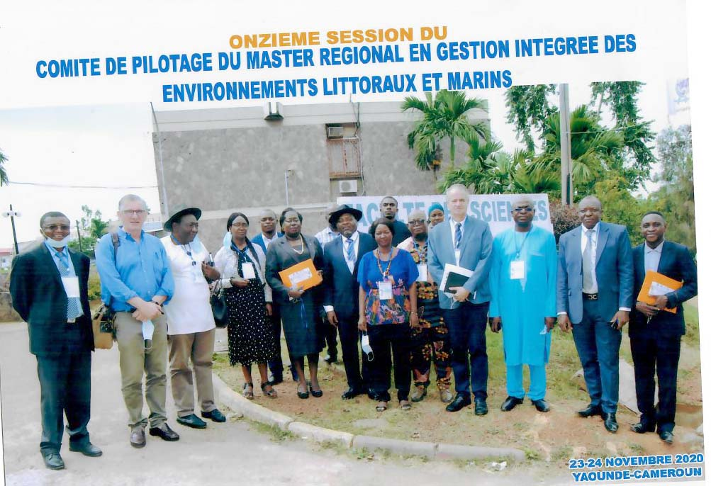 Eleventh session of the Steering Committee of the Regional Master in Integrated Management of Coastal and Marine Environments